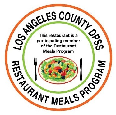 Restaurant Meals Program Logo